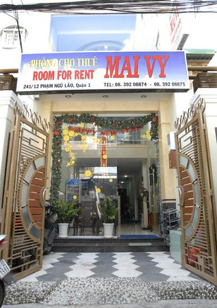 Hotel MaiVy : Mai Vy guest house