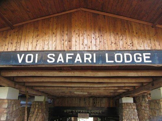 Voi Safari Lodge: 3