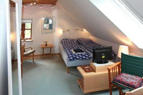 Bed & Breakfast Horsens: Part of one of our rooms