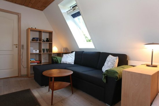 Bed & Breakfast Horsens: Part from the flat