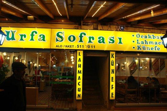 Kapadokya Urfa Sofrasi