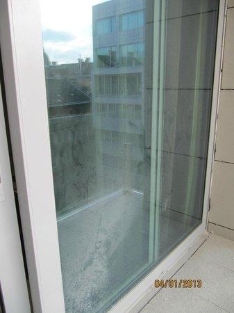 Boscolo Residence: Man kann ja den Vorhang vorziehen.....