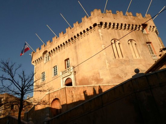 Chateau-musée Grimaldi