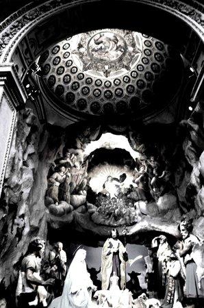 Kirche Santa Maria in Aracoeli: IL PRESEPE