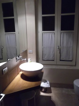 The Country House Il Fontanile: Il bagno