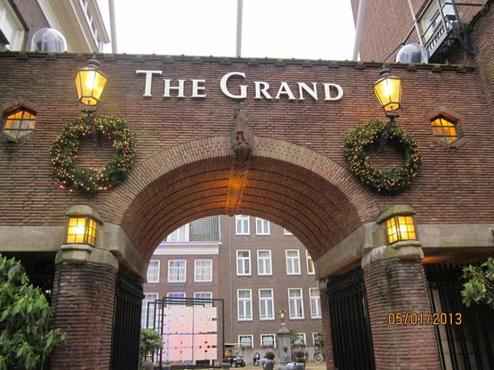 Sofitel Legend The Grand Amsterdam: The Grand