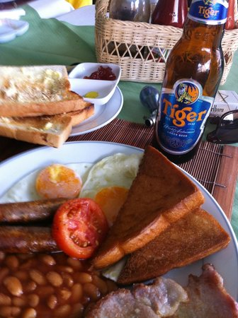 The Celtic Inn Guesthouse: Proper Farmers Breakfast
