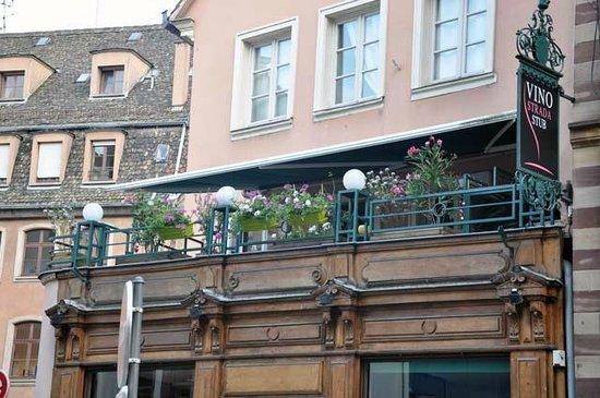 Terrasse Restaurant Strasbourg : La terrasse d u0026#39; u00e9t u00e9 Photo de Vino Strada Stub, Strasbourg