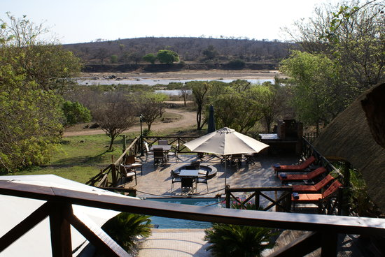 Crocodile Kruger Safari Lodge: View of the Kruger Park