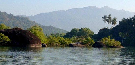 Big Fish La Raja: north end of Palolem