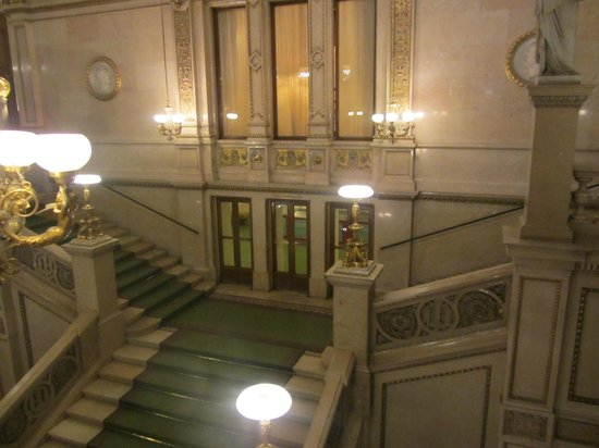Opera of Vienna Guided Tour: Original Part of the Theater