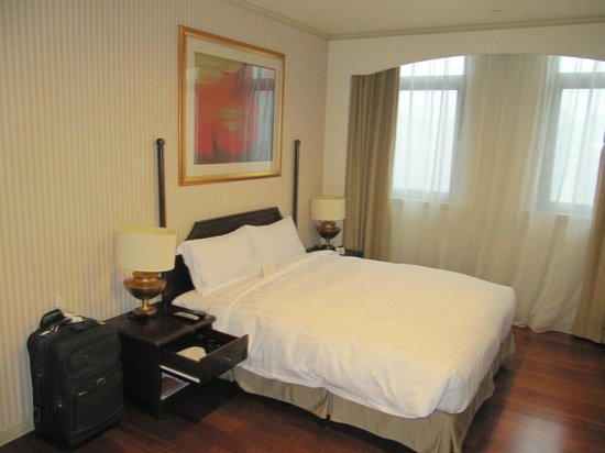 Green Court Serviced Apartment: Comfortable beds