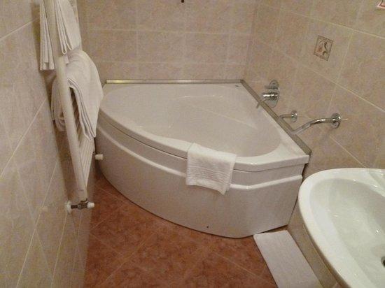 Hotel Casci: 浴室