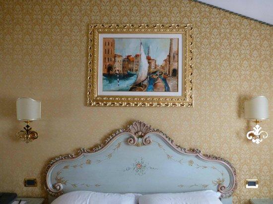 HOTEL OLIMPIA Venice: Venezianische Romantik