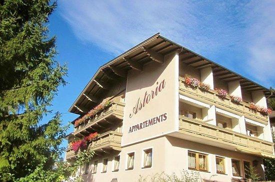 Astoria Appartements Wildschoenau: Astoria Apartment Wildschoenau Tirol