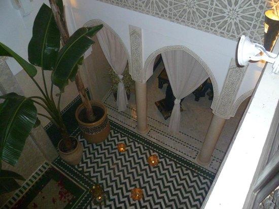Riad Aguaviva: Desde las habitaciones