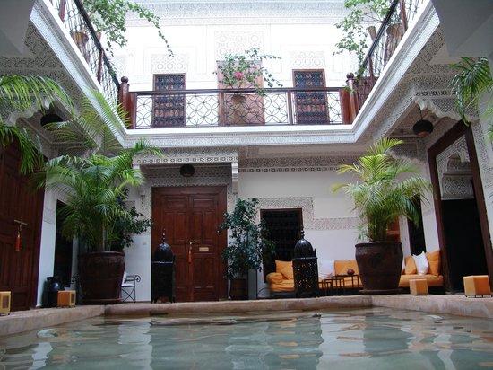 Riad Les Nuits de Marrakech: Riad Piscine-jacuzzi