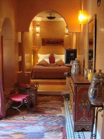 Riad Les Nuits de Marrakech: Suite