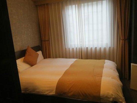 Dormy Inn Premium Kyoto Ekimae: 一番お安い部屋ですが十分です