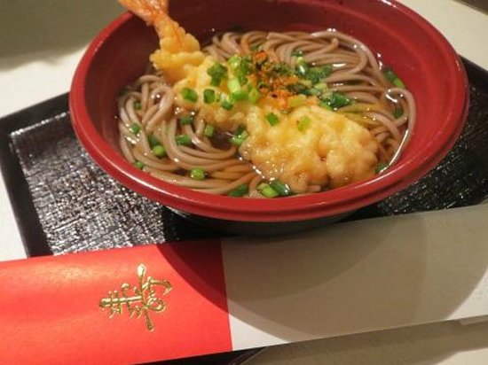 Dormy Inn Premium Kyoto Ekimae: 12月31日の夜泣きそばは「年越しそば」に!