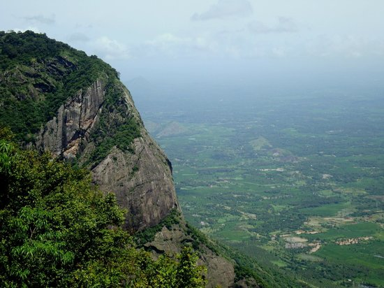 Palakkad, Indie: Seethargundu View Point