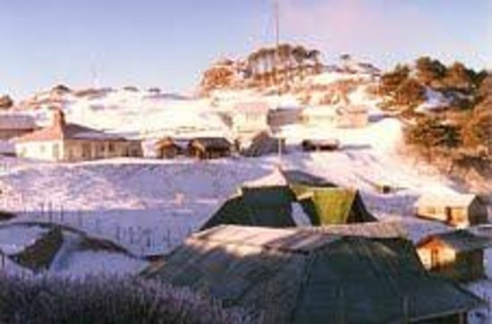 Sandakphu: Base camp