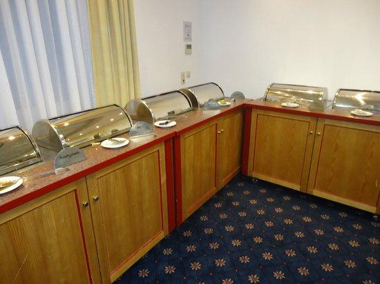 Holiday Inn Muenchen Unterhaching: Il mix dei primi