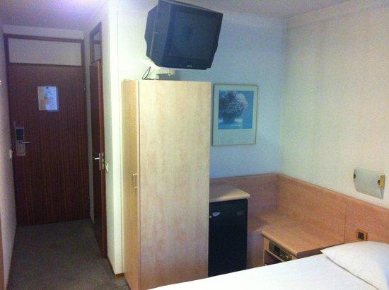 Hotel de Korenbeurs: Slaapkamer