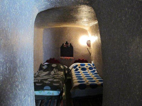 Kasbah Abdou : Troglodyte room