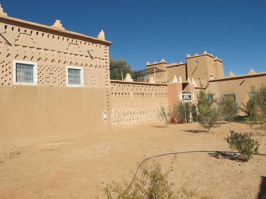 Kasbah Abdou : Kasbah entrance