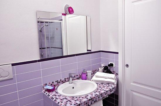 A Casa di Gisa : Meraviglioso bagno!!!