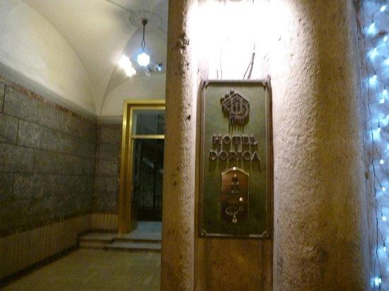 Hotel Dorica: エントランス