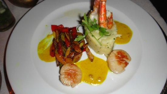 La Sultana Marrakech Restaurant Menu