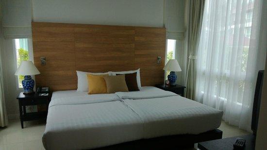 Kantary Beach Hotel Villas & Suites Khao Lak : Bedroom