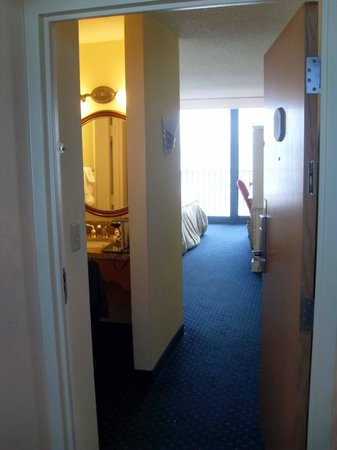 Hilton Daytona Beach Oceanfront Resort: room