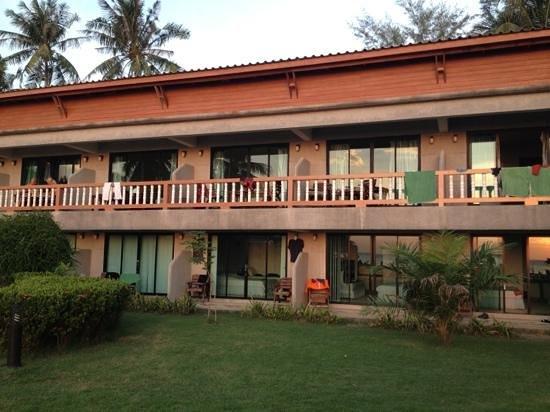 Lanta Darawadee Hotel : the rooms