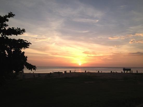 Lanta Darawadee Hotel : the view