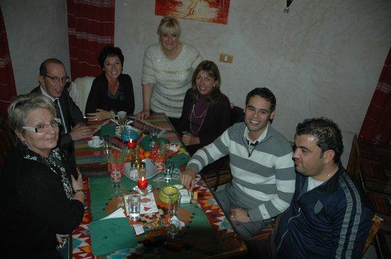 Les Palmiers Chez Neji et Catherine : Une très belle soirée