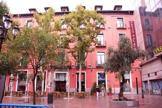 Petit Palace Plaza del Carmen: Hotel