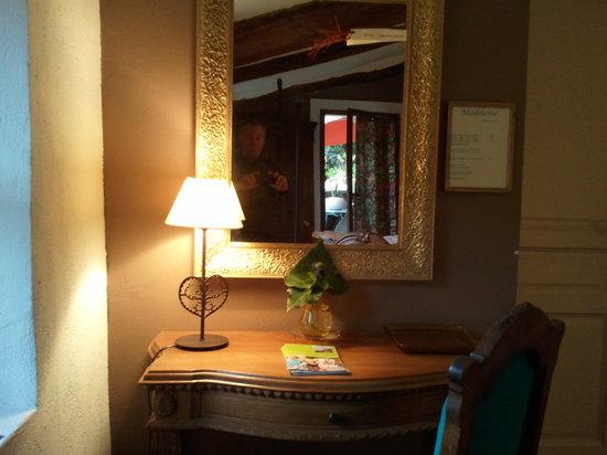 Le Mas de Beauplan : La chambre Madeleine