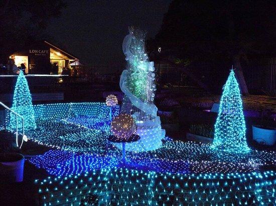 Enoshima Samuel Cocking-en : 庭園