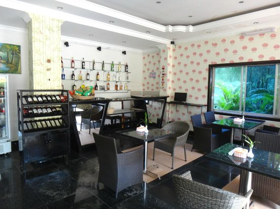 Parklane Hotel: Lounge