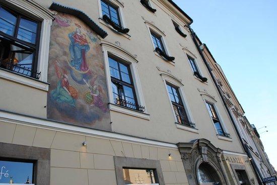 Hotel Wentzl: Fachada
