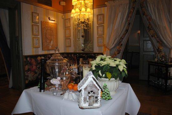 Hotel Wentzl: Comedor