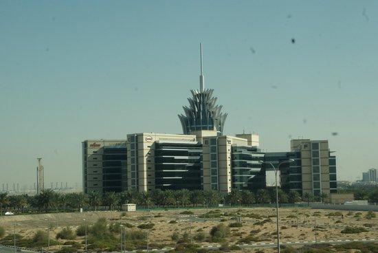 Premier Inn Dubai Silicon Oasis Hotel: Silicon Oasis Business Centre