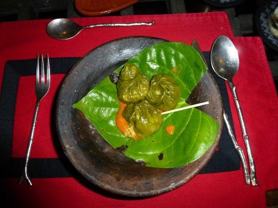 Dwarika's Hotel: Dumplings
