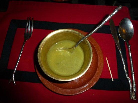 Dwarika's Hotel: Soup