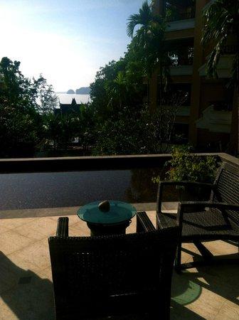 Amari Vogue Krabi: View from lobby 