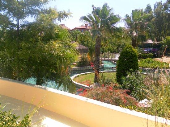 Club Grand Aqua: Vattenparken