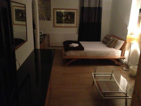 Hendam House Hotel: Deluxe room